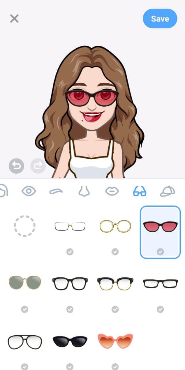 dress up emoji