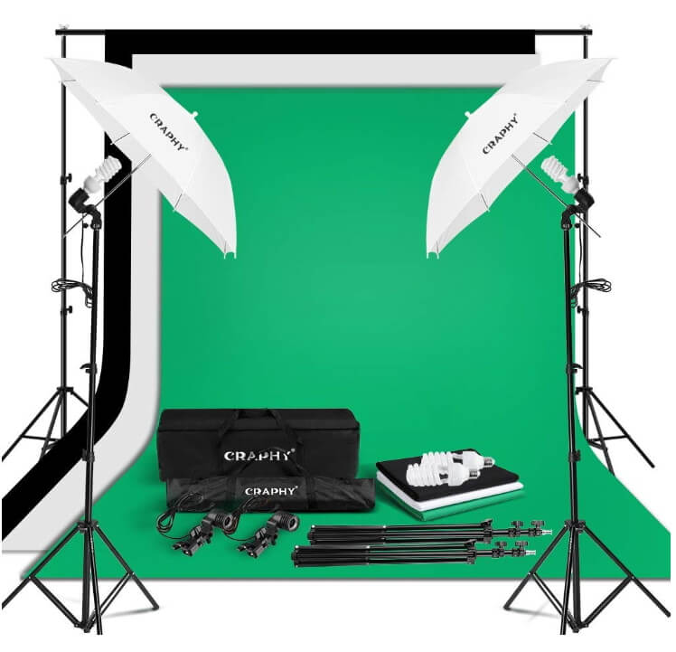 Best Green Screen Backdrops and Kits