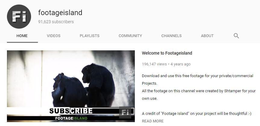 Footageisland