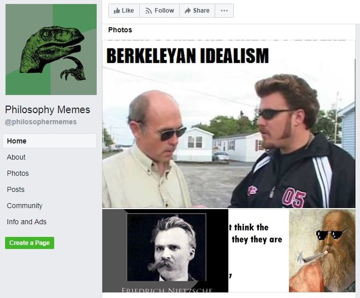 Philosophy Memes
