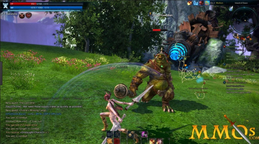 Best Free MMORPG Games You Should Never Miss