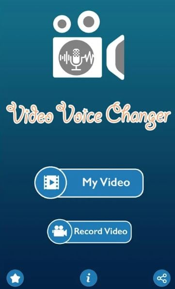 video voice changer app