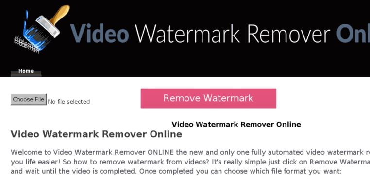 How to Remove Watermark from a Video on PC and Online