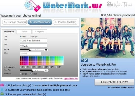 Watermark ws facebook watermark