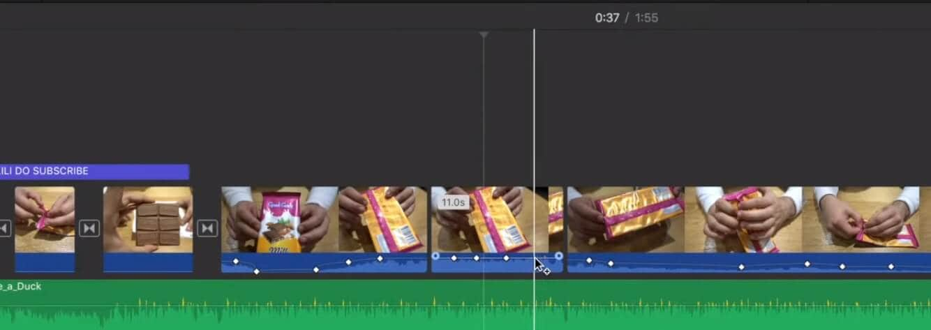 add-audio-keyframe-imovie-keyframing