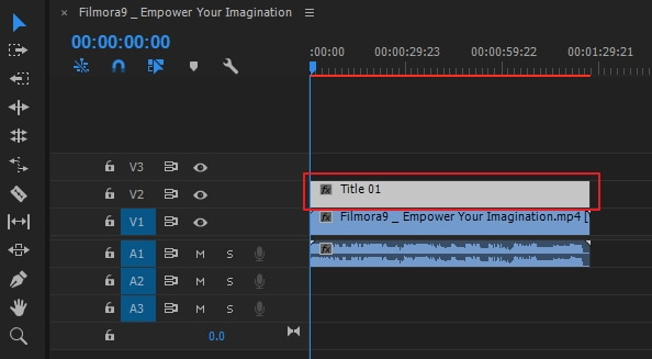 how to add text in premiere