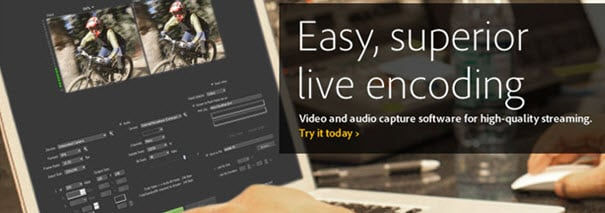Adobe Flash Media Live Encoder