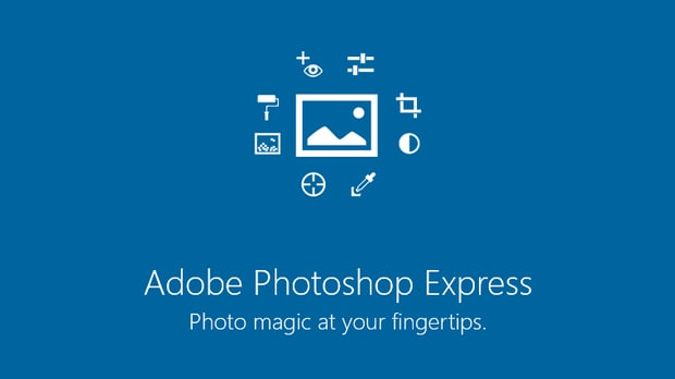 Photoshop Express von Adobe für Windows 10