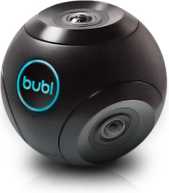 360 degree action camera - Bublcam