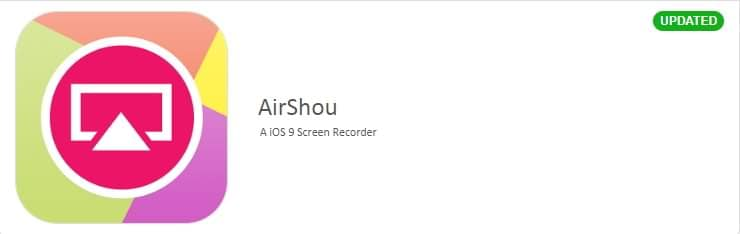 AirShou Screen Recorder