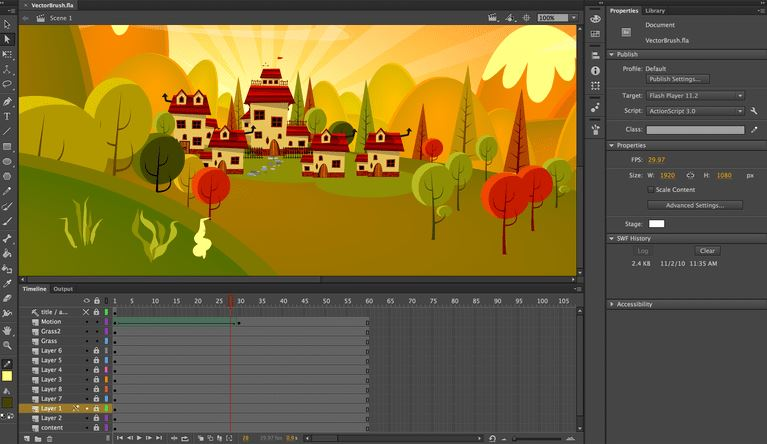 Adobe Animate CC: Everything You Need to Know