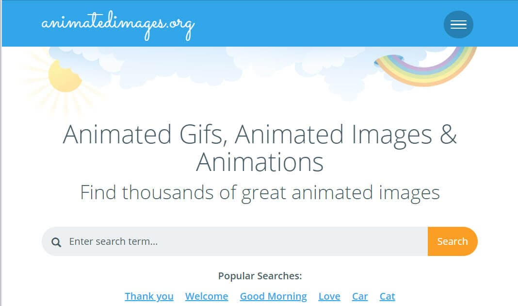 animated images website
