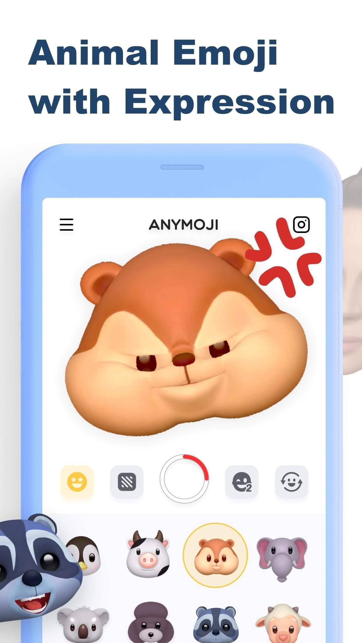 Anymoji App