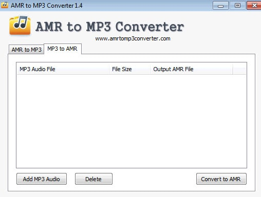 Free AMR to MP3 Converter