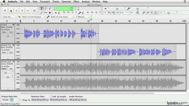 audio recording software for pc