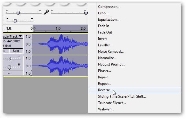 Best Audio Reversers