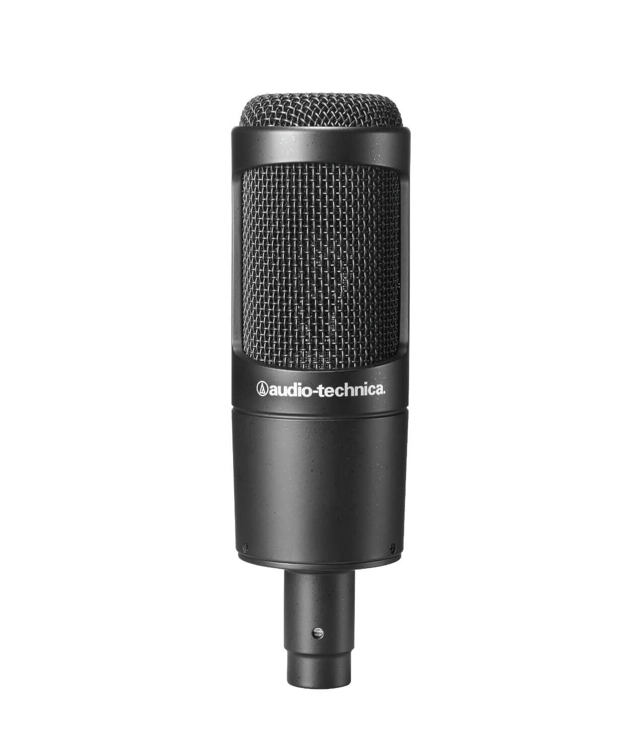 Best Microphone for Music (Vocals): Audio-Technica AT2035