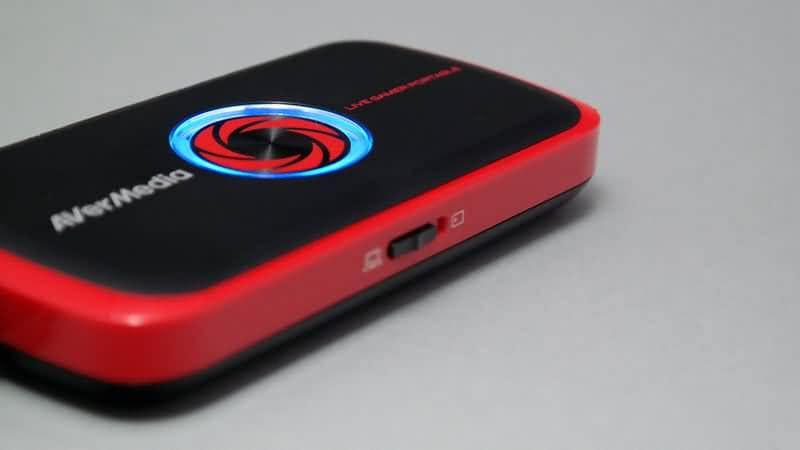 avermedia-portable-capture d'écran