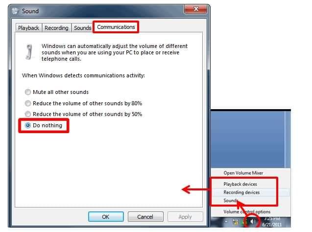 Bandicam Skype call