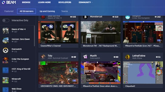 Top 5 Twitch Alternatives for Gamers