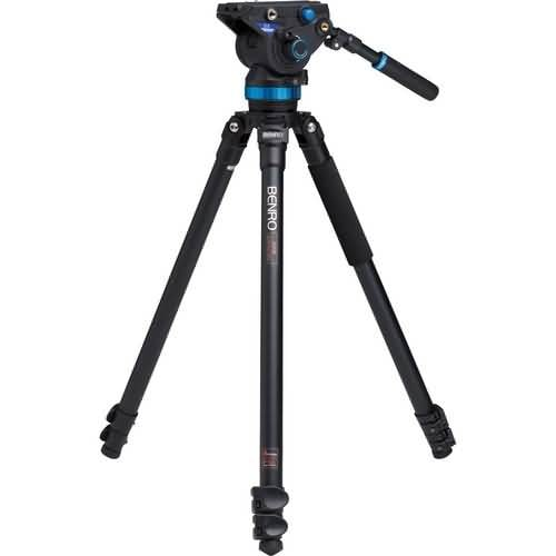 benro-s8-pro-video-head-tripod