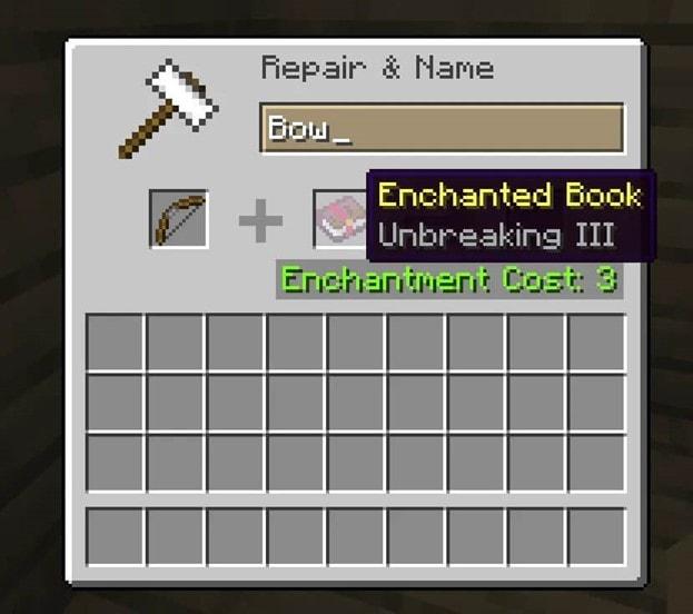best-bow-enchantments-unbreaking