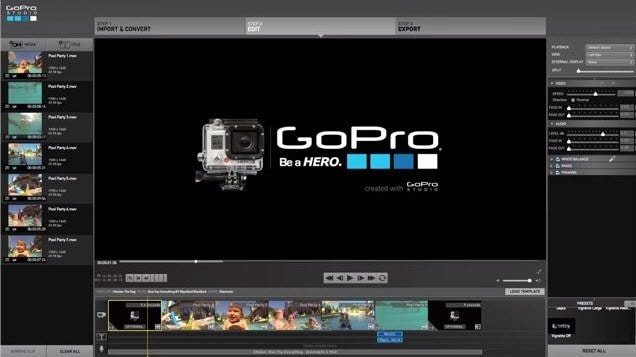 video gopro mac