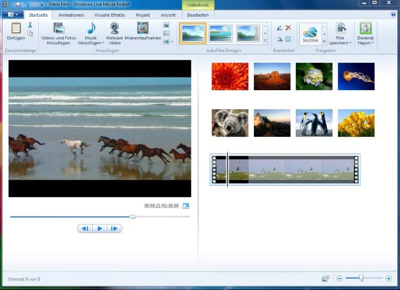 windows movie maker gopro video editor
