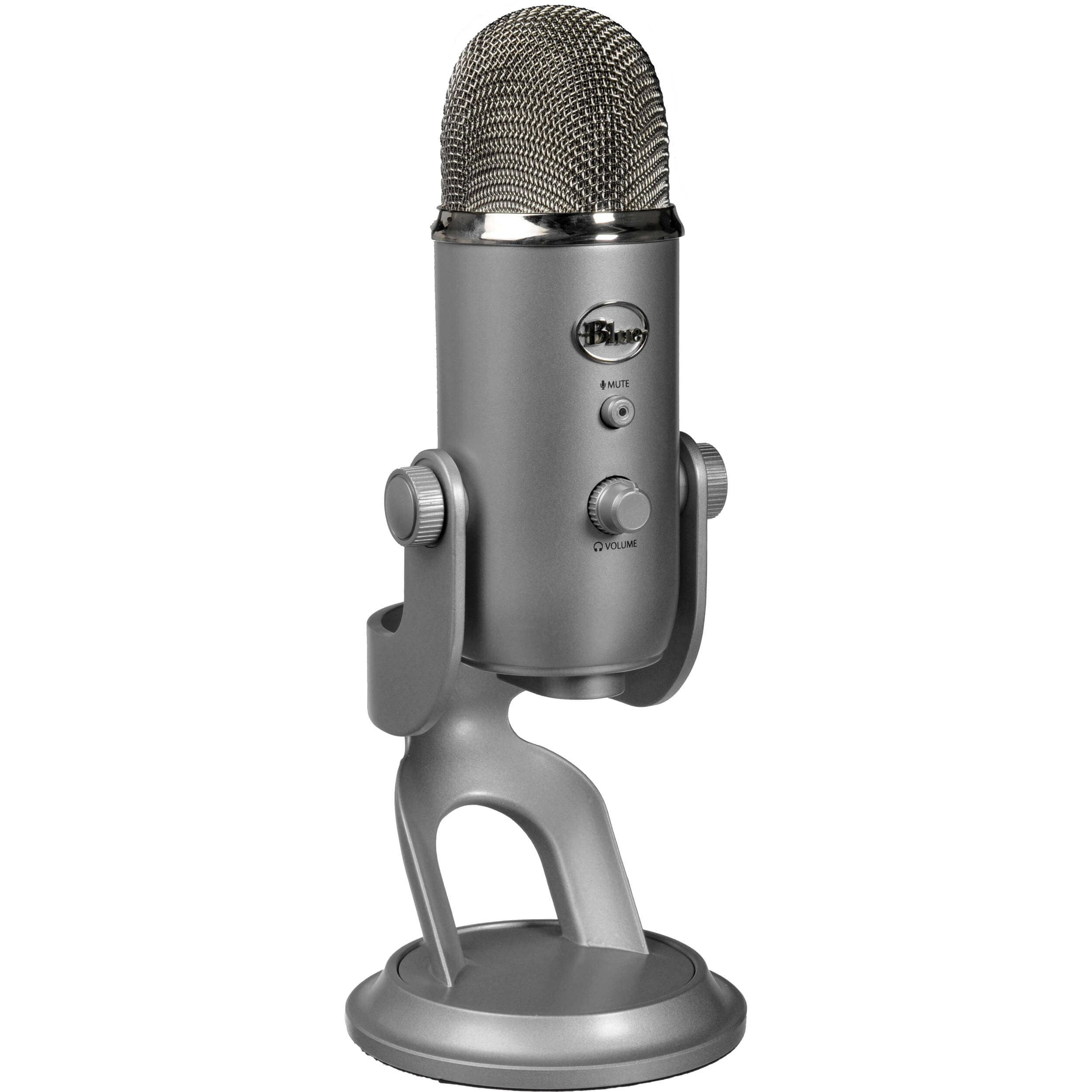 Best Microphone for Live Streamers and Gamers: Blue Yeti USB