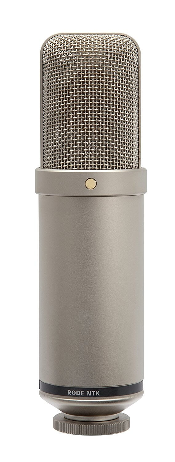 Best Microphone for  Voiceover: Rode NTK Tube Condenser Microphone