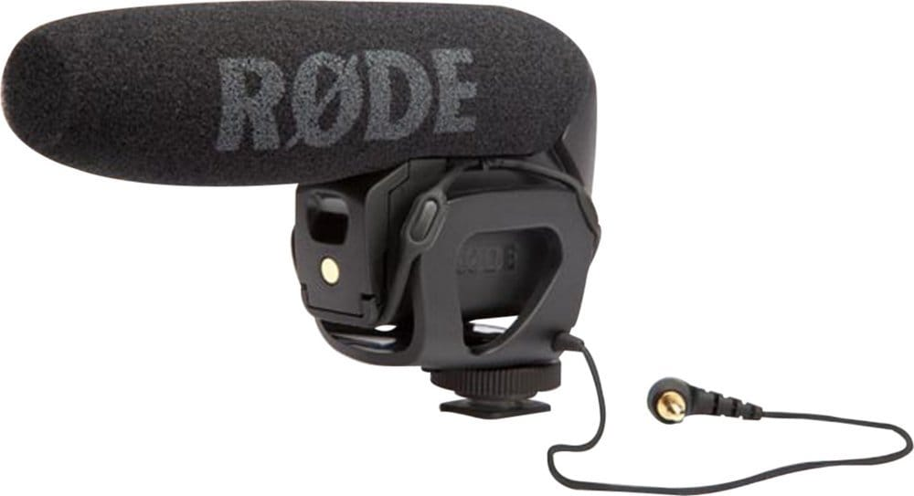 Best Microphones for Outdoor Locations: Rode VideoMic Pro Compact VMP Shotgun Microphone