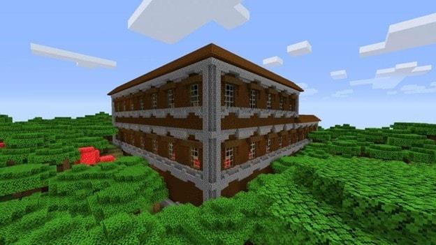 best-minecraft-seeds-woodland-mansion