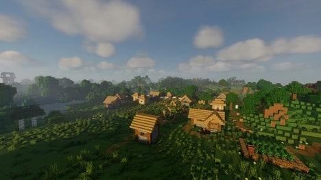 best-minecraft-shaders-chocapic13