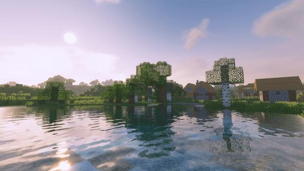 best-minecraft-shaders-kuda