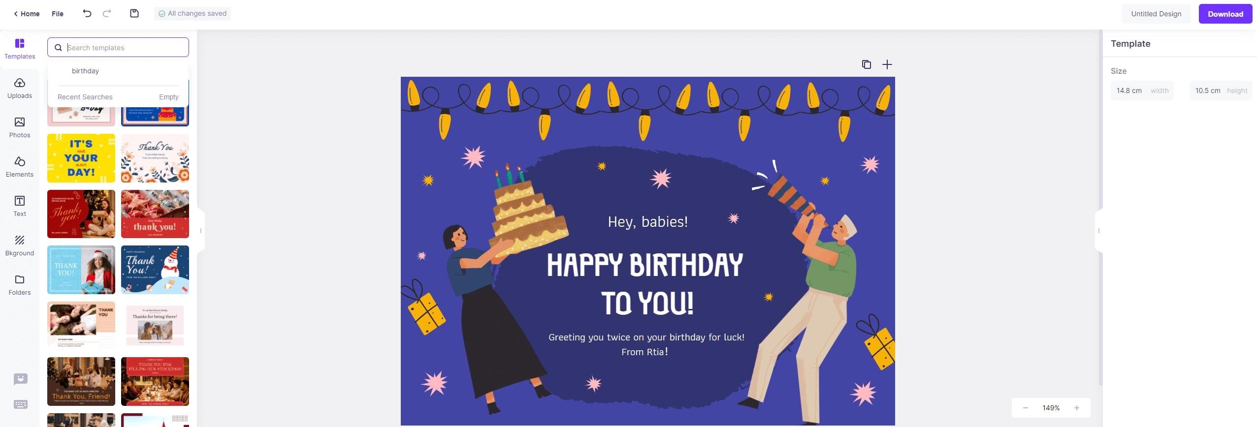 best online birthday ecard maker