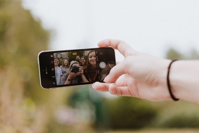 Boomerang Selfies