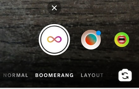 Boomerangs & Layouts