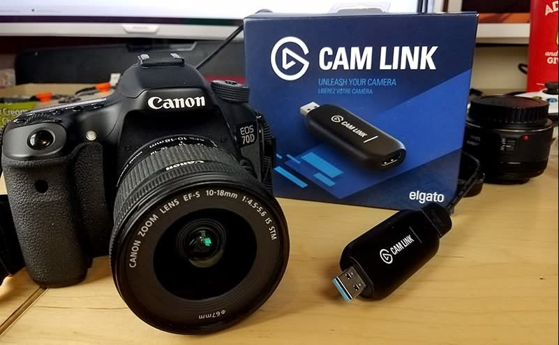 How to Use a DSLR Camera as a Webcam