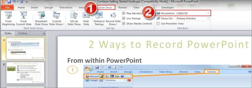 camtasia-powerpoint-settings-slide