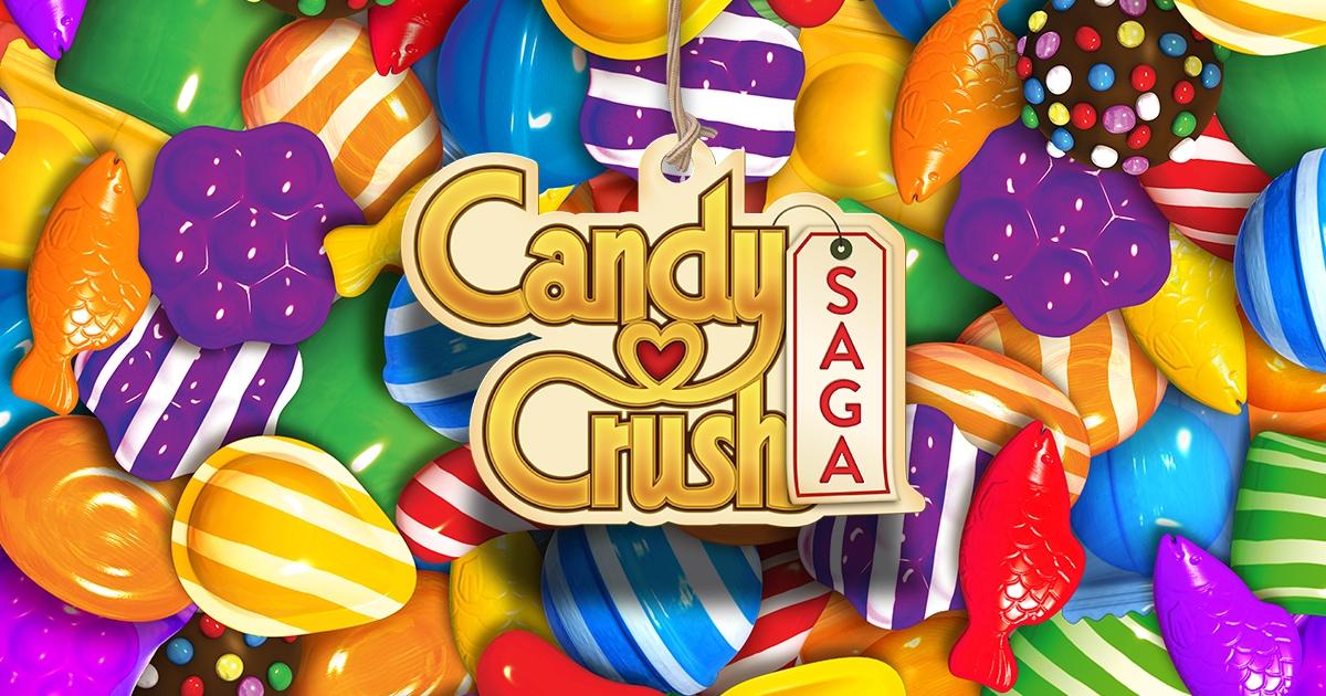 candyrush-saga-poster