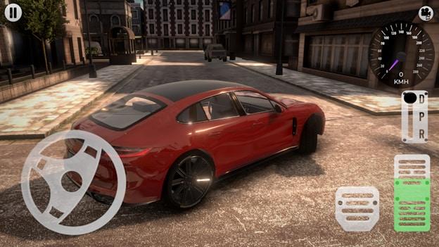car-park-simulator