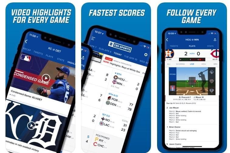 Sports Livestreaming app