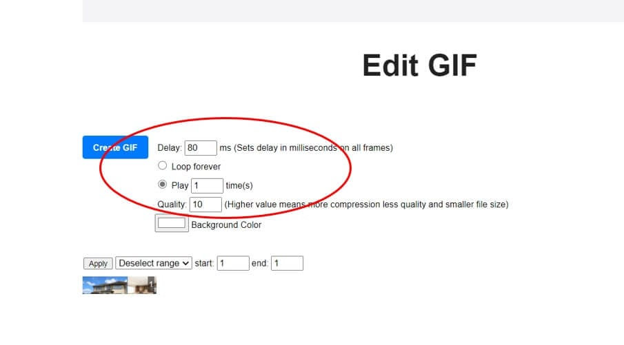 change gif speed in GifGit