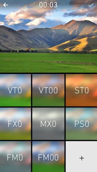 editor cromático de video