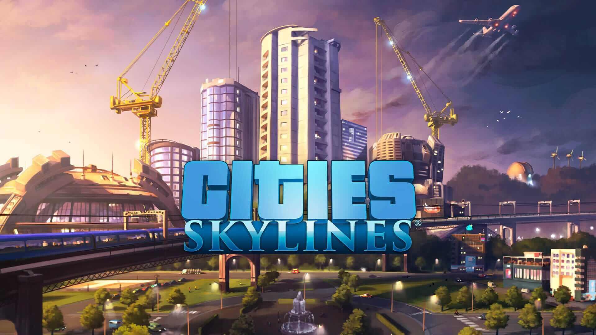 citiesskyline-poster