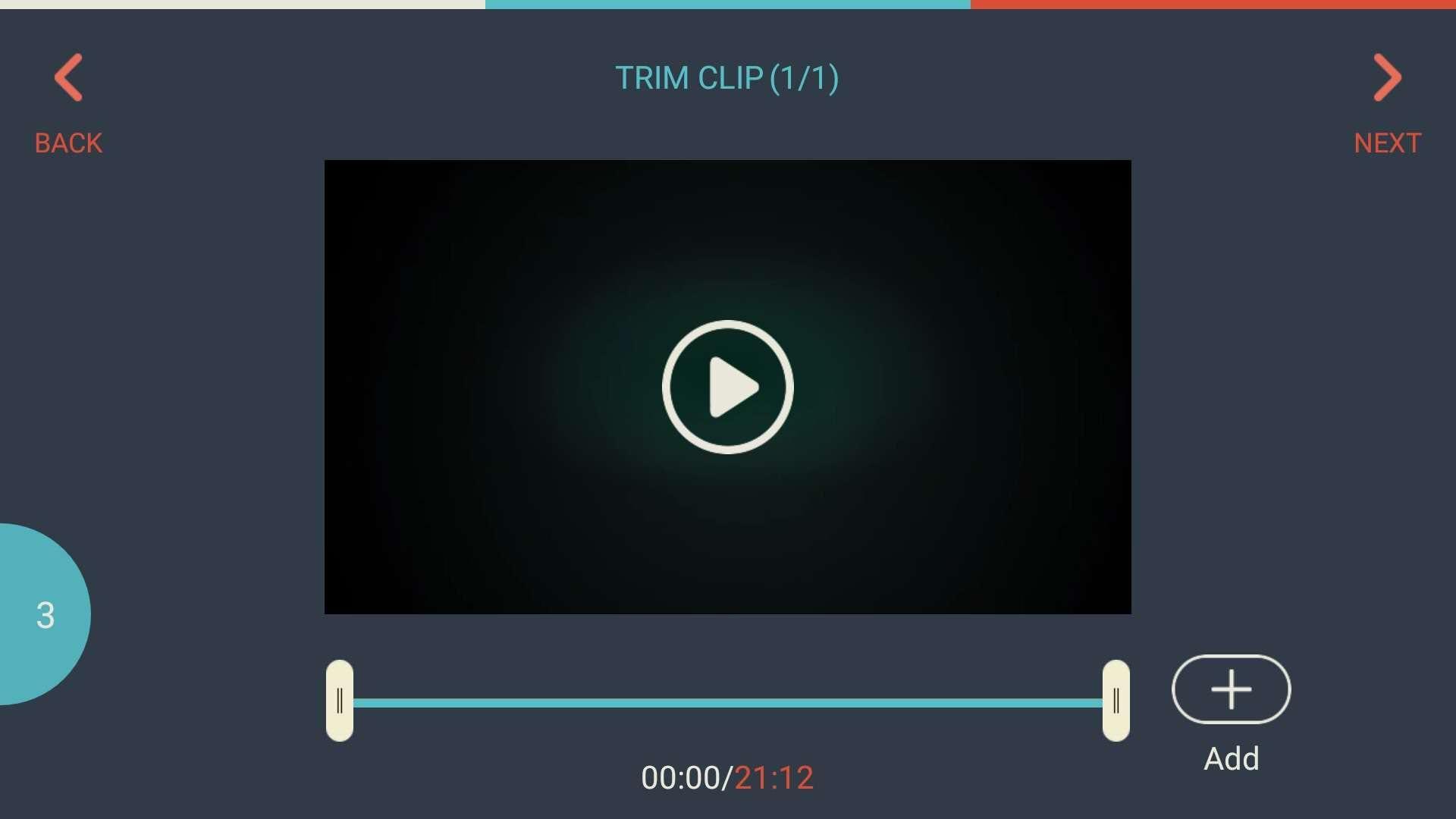 click next filmortago