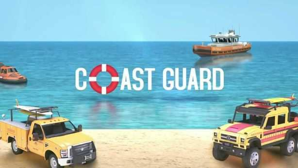 coast-guard-beach-rescue-team