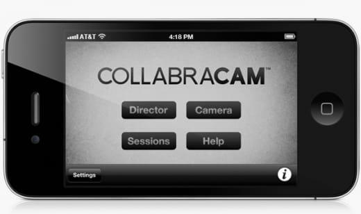 Video Making App - CollabraCam