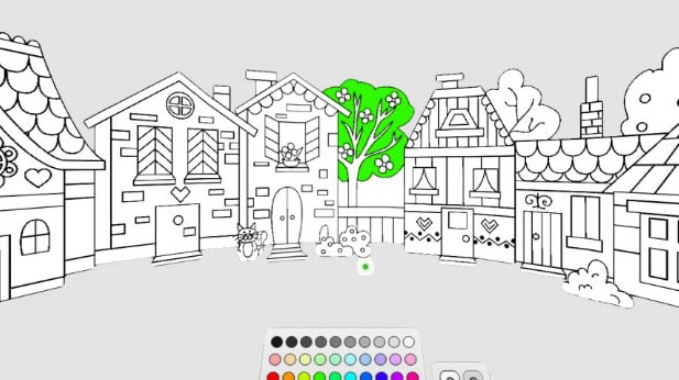 coloring-vr