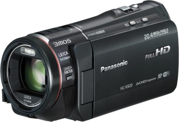 Consumer video camera